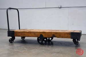 Vintage Lansing Warehouse Cart - 021221024350
