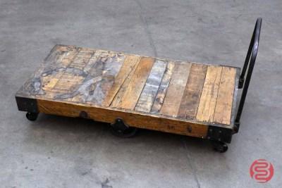 Vintage Lansing Warehouse Cart - 022321023800