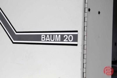 Baum 2020 Pile Feed Paper Folder - 031621112120