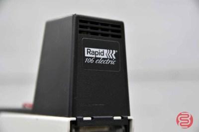 Rapid 106 Electronic Stapler - 033021122030
