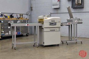 Ricoh PSI LM3655 Digital Envelope Press w/ Feeder and Delivery Conveyor - 032521082530