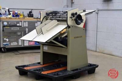Rosback 220 True Line Perforator Perf Slit Score Machine - 032621101620