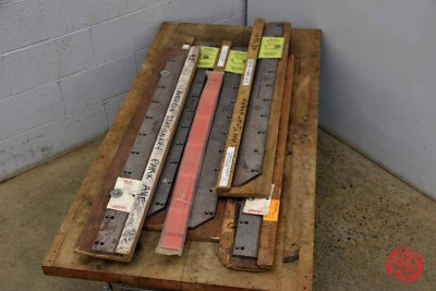 1997 Wohlenberg Type 92 Paper Cutter - 040821105120