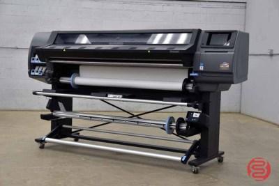 2014 HP Latex 360 64in Wide Format Printer - 040221073010