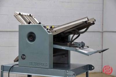 Baum 714 Ultrafold Air Feed Paper Folder - 041321013020