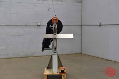 Bostitch Model 2AW Flat Book / Saddle Stitcher - 041421105320