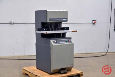 Challenge MS-5 Five Spindle Hydraulic Paper Drill - 042221084010