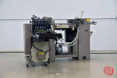 Challenge Masterfold 1400 Paper Folder w/ 8 Page Right Angle Unit - 042221091050