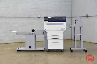 Formax ColorMax T5 Digital Color Printer w/ Conveyor/Feeder/Sheet Tray - 041221094040