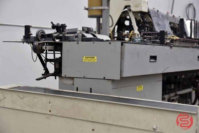 MailCrafters Edge Series 9800 6 Pocket Inserter w/ Delivery Conveyor - 040521015010