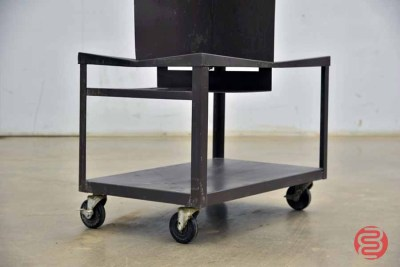 Martin Yale Quadracart Paper Bindery Cart - (Qty 2) - 041521104040