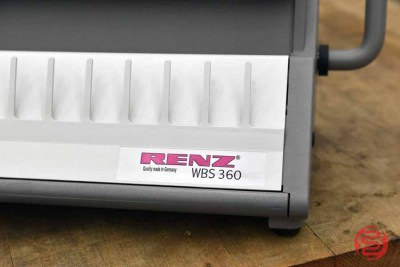 RENZ WBS 360 Wire Closing System - 041221070520