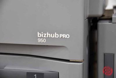 2011 Konica Minolta Pro 950 Bizhub Digital Press - 052421102155