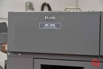 2016 Duplo DC-616 Slitter/Cutter/Creaser - 052721102214