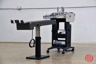 AB Dick 1200 Envelope Feeder w/ Conveyor - 050421084412