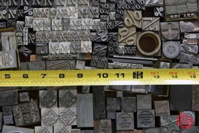 Assorted Letterpress Cuts - 050621110024