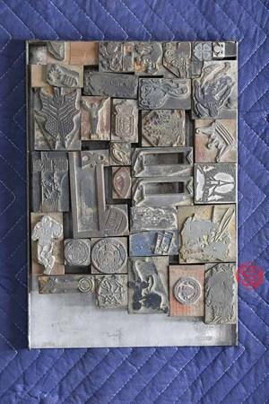 Assorted Letterpress Cuts - 050721012039