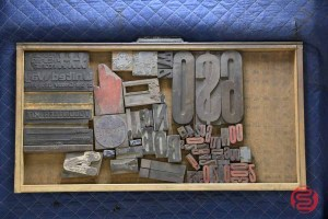 Assorted Letterpress Cuts - 050721020605