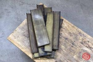 Assorted Size Brass Galleys - 050721111746