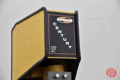 Challenge Century Single Head Paper Drill - 051021100819