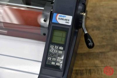 GMP Surelam III-540 Trade Roll Hot Laminator - 051221112946