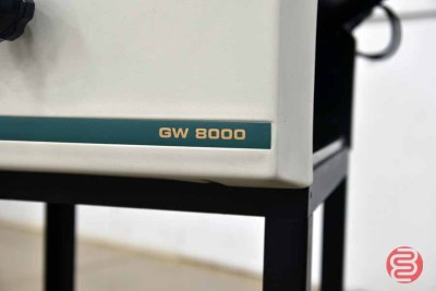 Graphic Whizard GW8000 Perf/Slit/Score/Numbering Machine - 052621021235