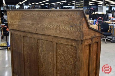 Hamilton Letterpress Cabinet - 050521083745