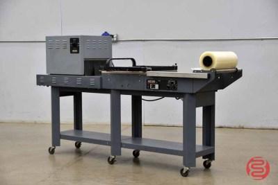 Heat Seal Model HS-115 Combination Shrink System - 051321112651
