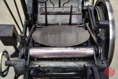 Kluge Model D 12 x 18 Press - 050721094052