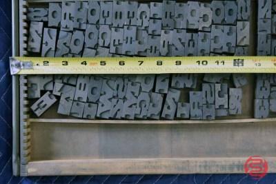 Letterpress Font Wood Type - 050521102654