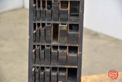 Letterpress Furniture Cabinet - 050421104928