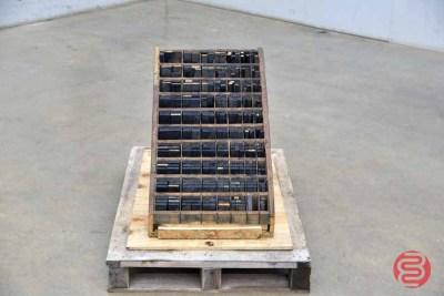 Letterpress Furniture Cabinet - 050421112856