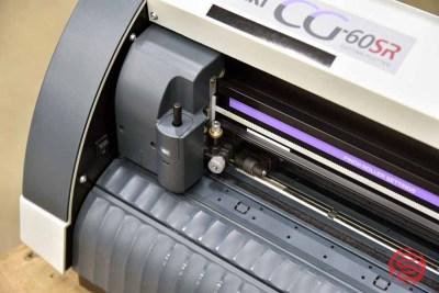 Mimaki CG-60SR Cutting Plotter - 052421112055