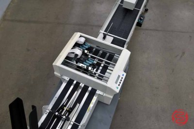 Secap SA5300 Automatic Addressing System w/ FR170 Friction Feeder and Conveyor - 050821100348