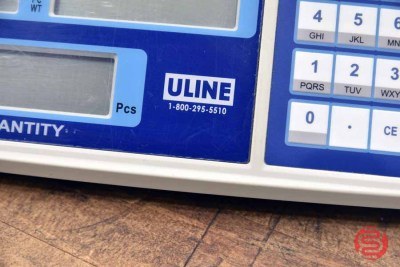 Uline Weight Scale - 052621093112