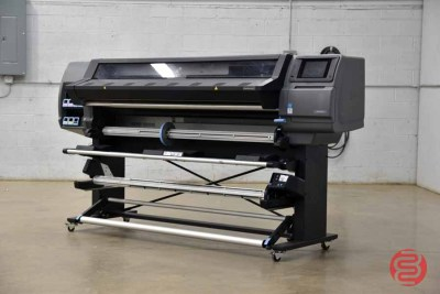 2015 HP Latex 360 64in Wide Format Printer - 060221102950