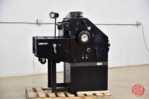 AB Dick 8820 Single Color Offset Printing Press - 061821083527