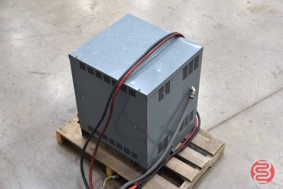 Battery-Mate Single and Three Phase Ferroresonant Industrial Battery Charger - 062121085804