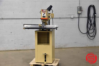 Baumfolder ND1F Single Spindle Paper Drill - 061021095010