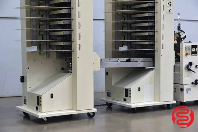 CP Bourg BST-10 30 Bin Booklet Making System - 061021115510