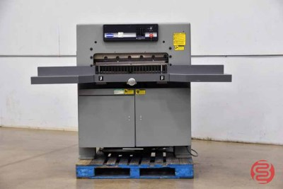 Challenge 305 MPC Hydraulic Programmable Paper Cutter - 060421020340