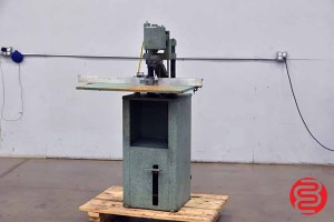 Challenge JF Single-Spindle Paper Drill - 061121113022