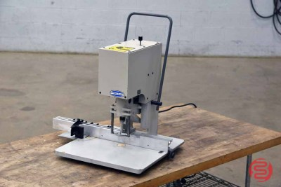Challenge JO Tabletop Single Spindle Paper Drill - 062921031523
