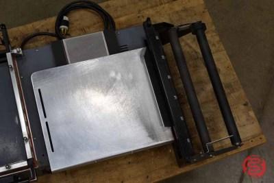 Heat Seal HS-1520 Tabletop Shrink Wrap Station w/ L-Bar Sealer - 060221101240