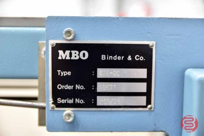 MBO A76 Series Delivery Unit - 061521085912