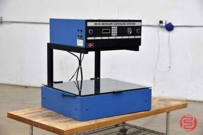 NuArc 26-1K Mercury Exposure System - 060721023650