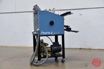 ProFold ES500 Vacuum Feed Paper Folder - 060321081120