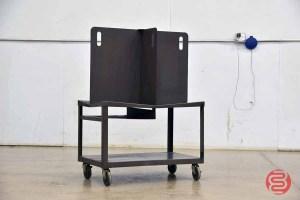 Quadracart Paper Bindery Cart - 061621075912