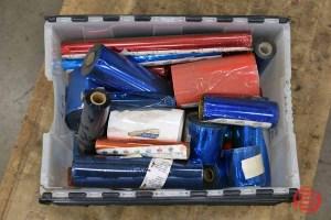 Red/Blue/Teal Assorted Foil - 062921032256