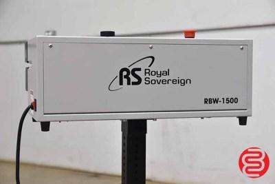 Royal Sovereign RBW-1500S Vinyl Banner Welding Machine - 061121113510